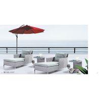 סט גינה - לוסי: שולחן+מיטה