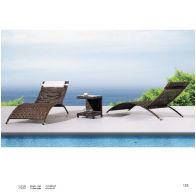 סט לגינה - מילה: שולחן+מיטה