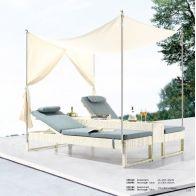 מיטה לגינה - לדה